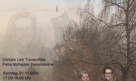 Herbstkonzert 1. November 2020